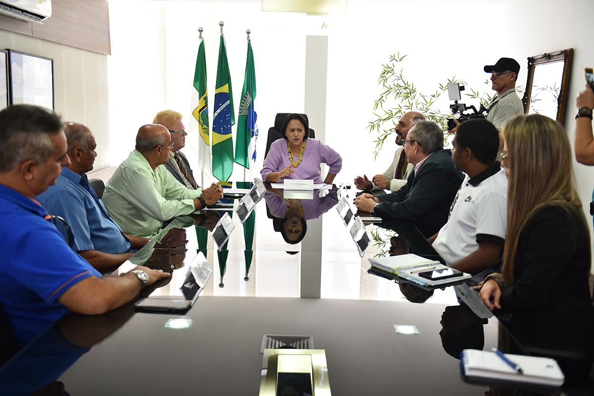 Governo articula medidas para manter exportações no Porto de Natal