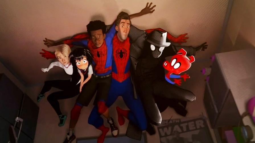 """""""Homem-Aranha no Aranhaverso"""" e outras novidades de abril na WatchTV"""