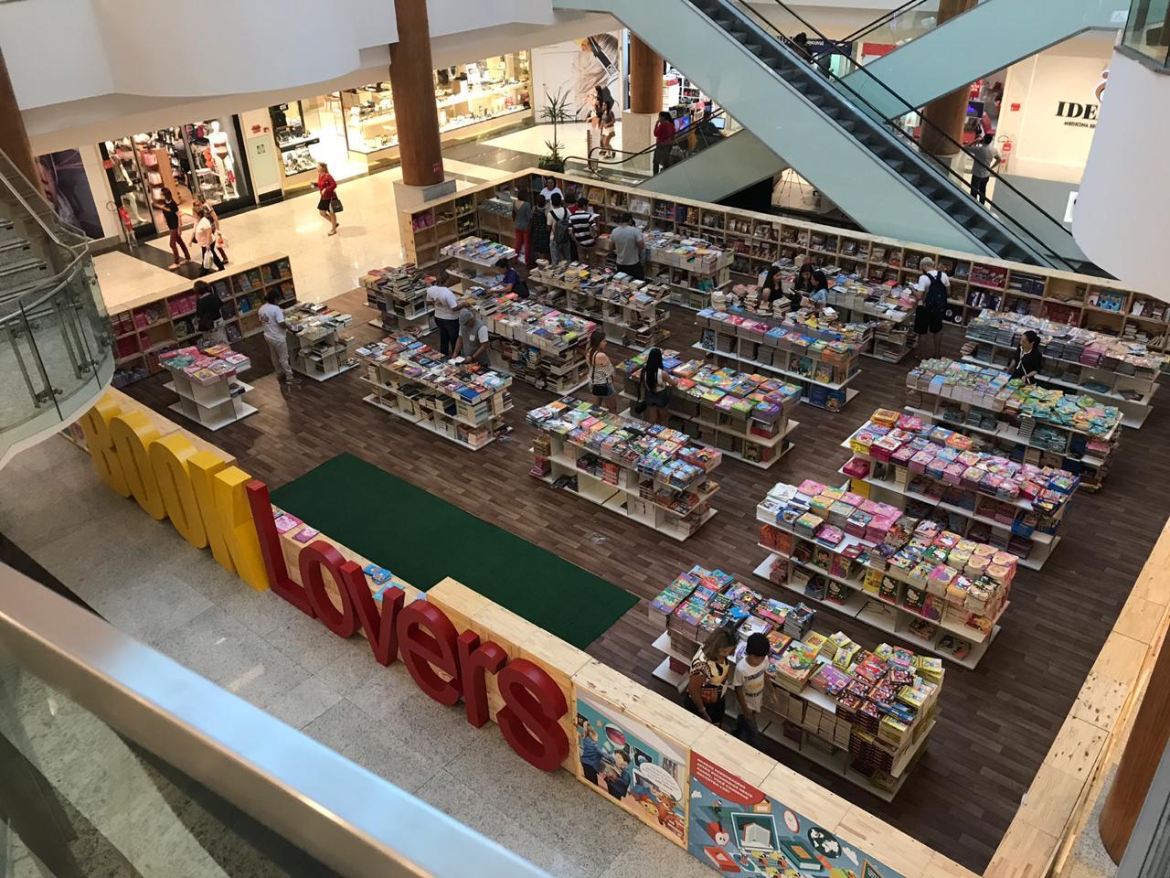 Natal Shopping recebe 11ª edição da Book Lovers Kids