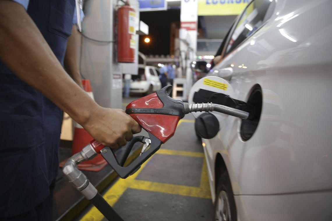 Preço da gasolina sobe pela 4ª semana consecutiva