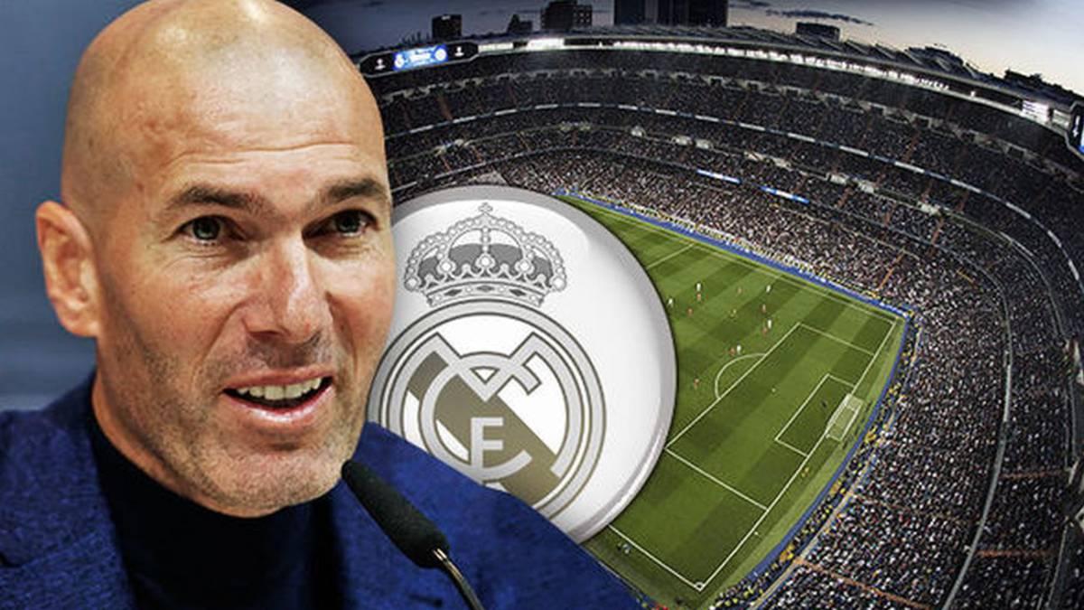 Real Madrid anuncia retorno de Zidane ao comando do time
