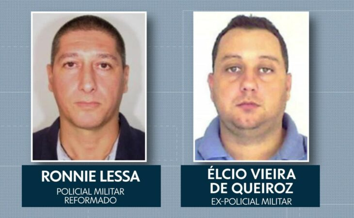 PM reformado e ex-PM são presos pelo assassinato de Marielle Franco