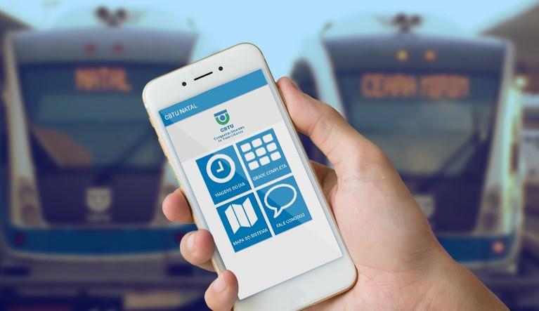 CBTU lança aplicativo para consulta de horários dos trens na Grande Natal