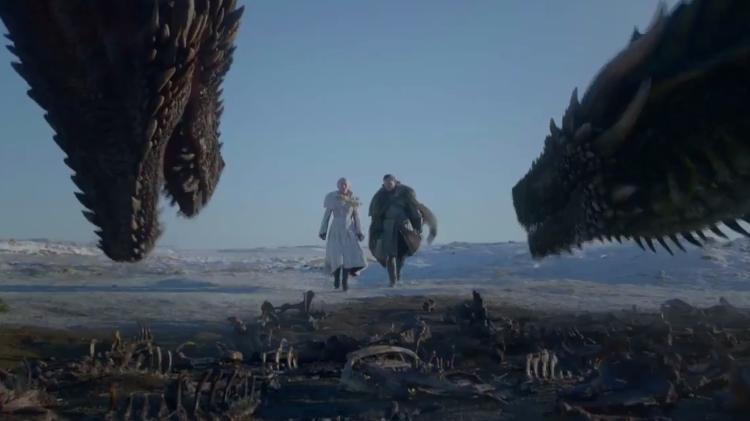 HBO divulga trailer da 8ª temporada de 'Game of Thrones'