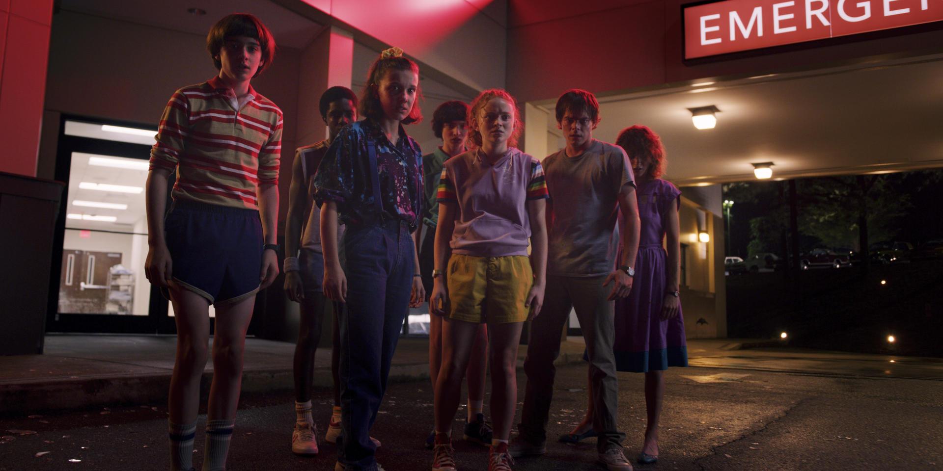 Netflix divulga trailer e primeiras imagens de Stranger Things 3