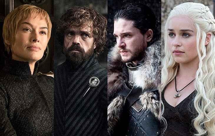 8ª temporada de 'Game of Thrones' estreia neste domingo