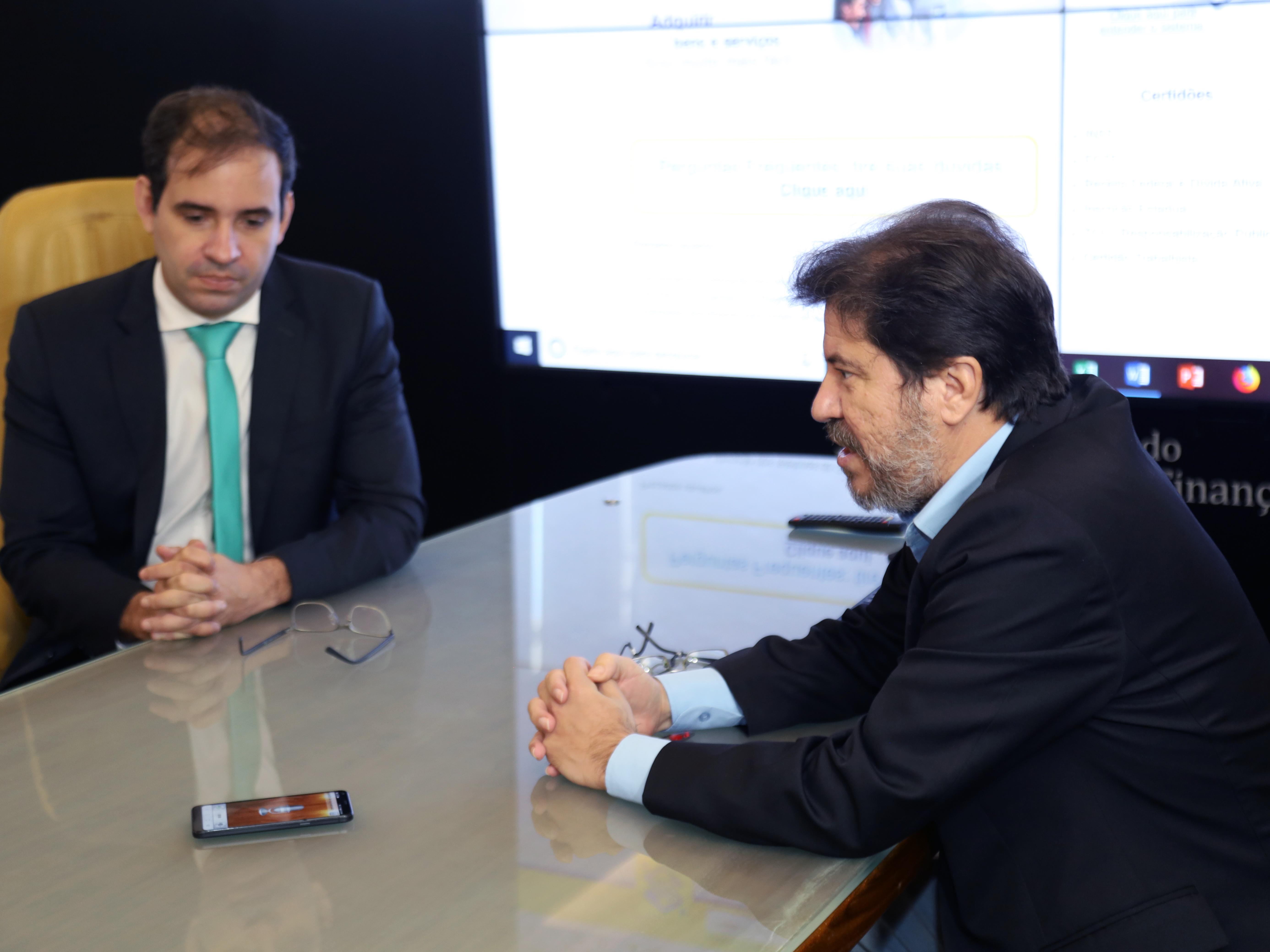 """Mesmo com pregão """"deserto"""", Governo do RN iniciará pagamento dos salários atrasados"""