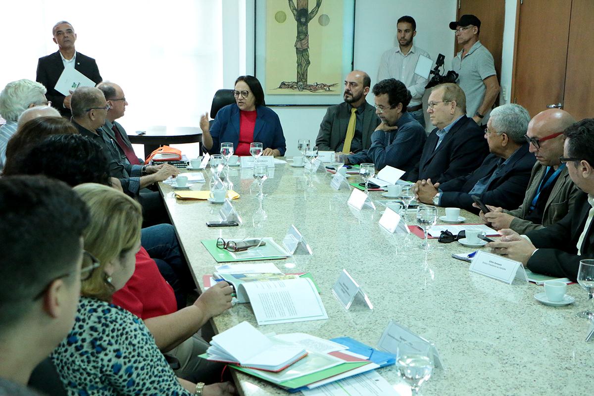 Governo inicia parceria com IFRN para fortalecer ensino profissional no Estado