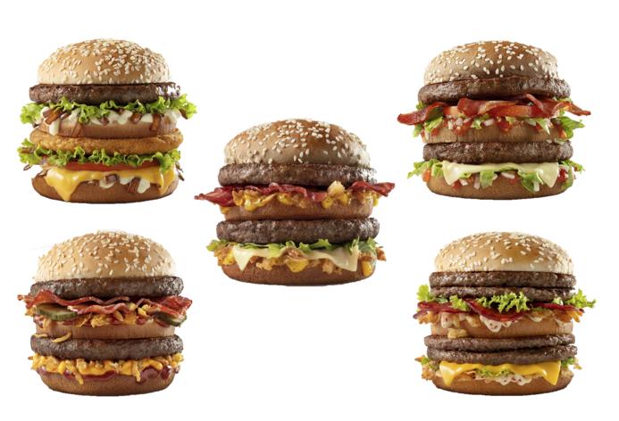 """McDonald's lança linha inspirada no seu sanduíche mais famoso: o """"Big Mac"""""""