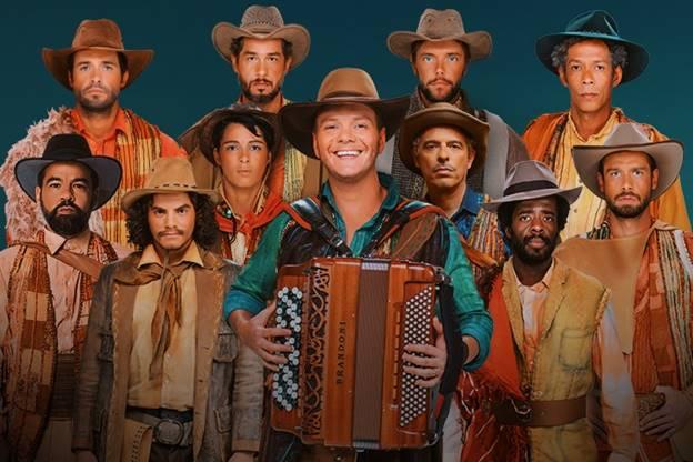 """Michel Teló estreia musical """"Bem Sertanejo"""" no Teatro Riachuelo"""