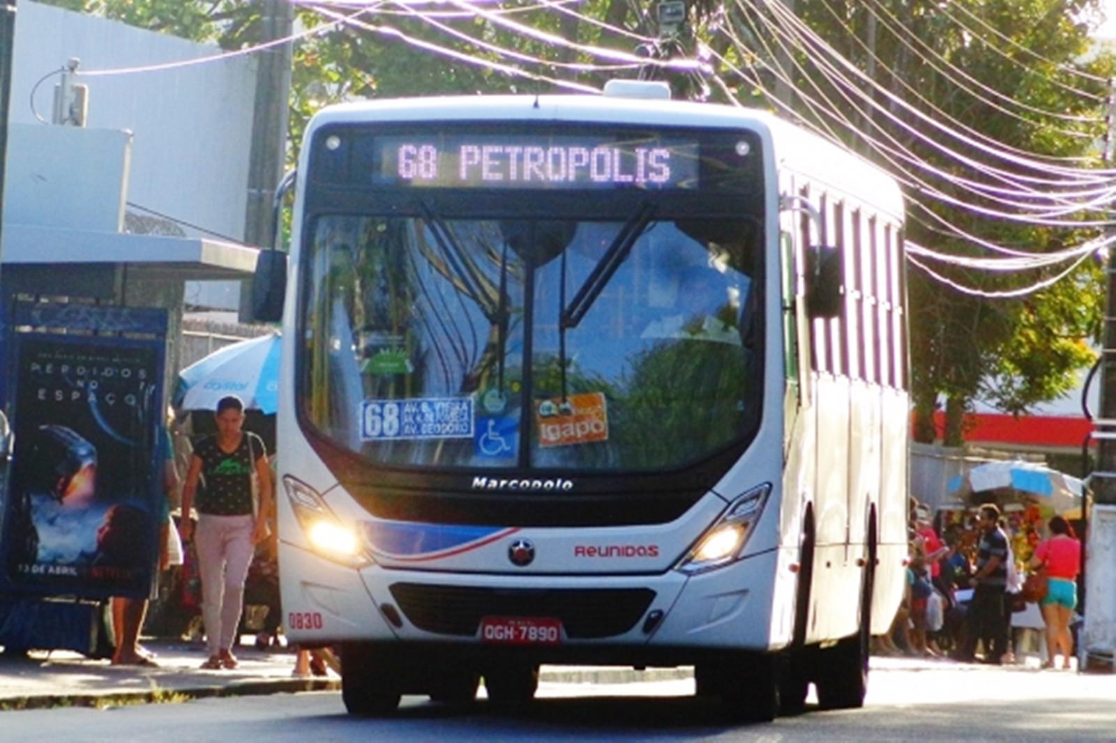 Natal ganha nova linha de ônibus e outras 5 passam por mudanças ( Foto: Josenilson Rodrigues/Busão de Natal)