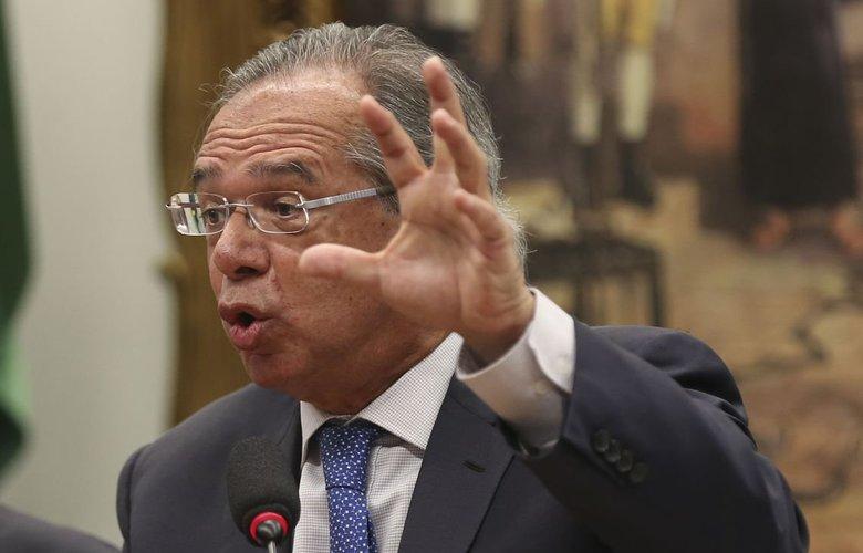 Tchutchuca é a mãe reage Paulo Guedes em discussão com deputado petista