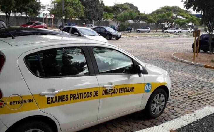 Mais três municípios do RN contarão com teste prático de direção veicular