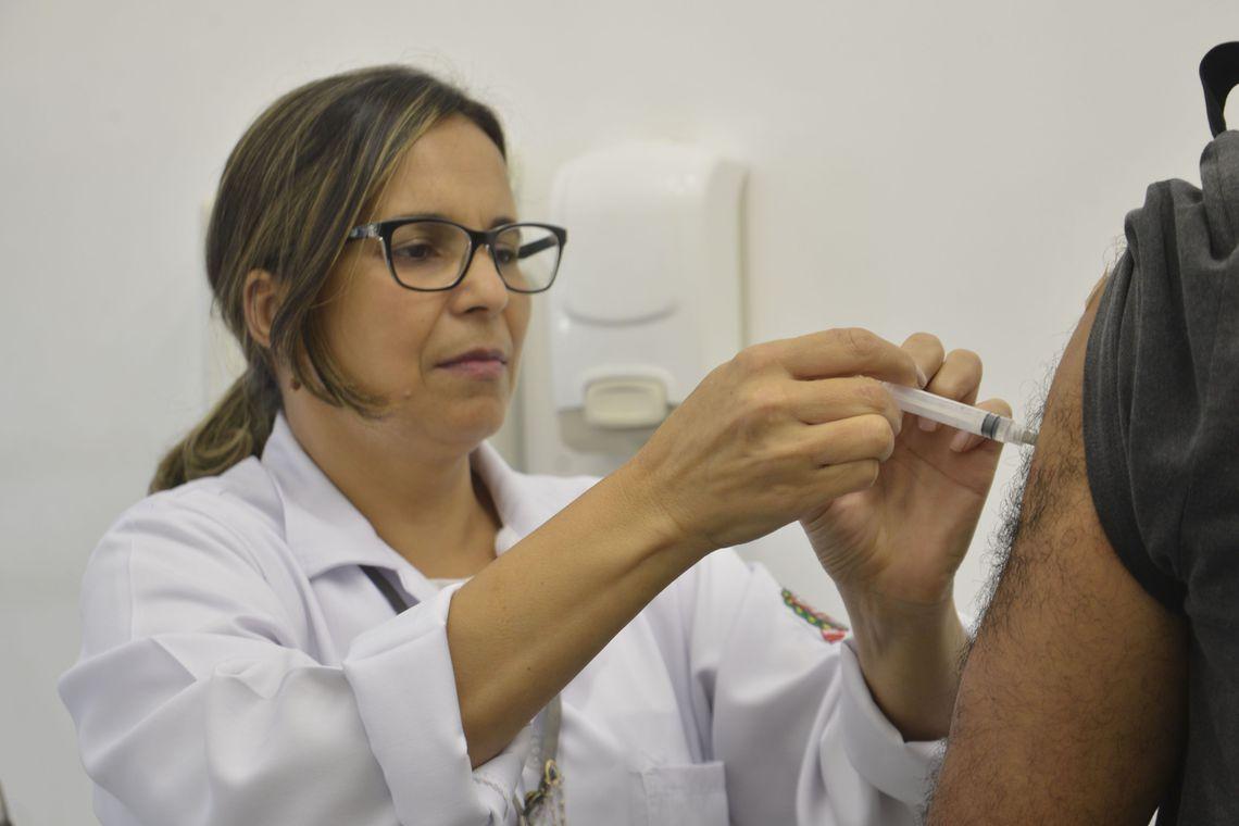 Última semana da campanha de vacinação contra gripe