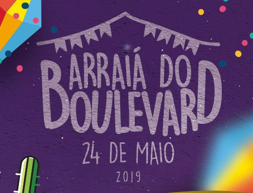 Últimos ingressos para o Arraiá do Boulevard Hall