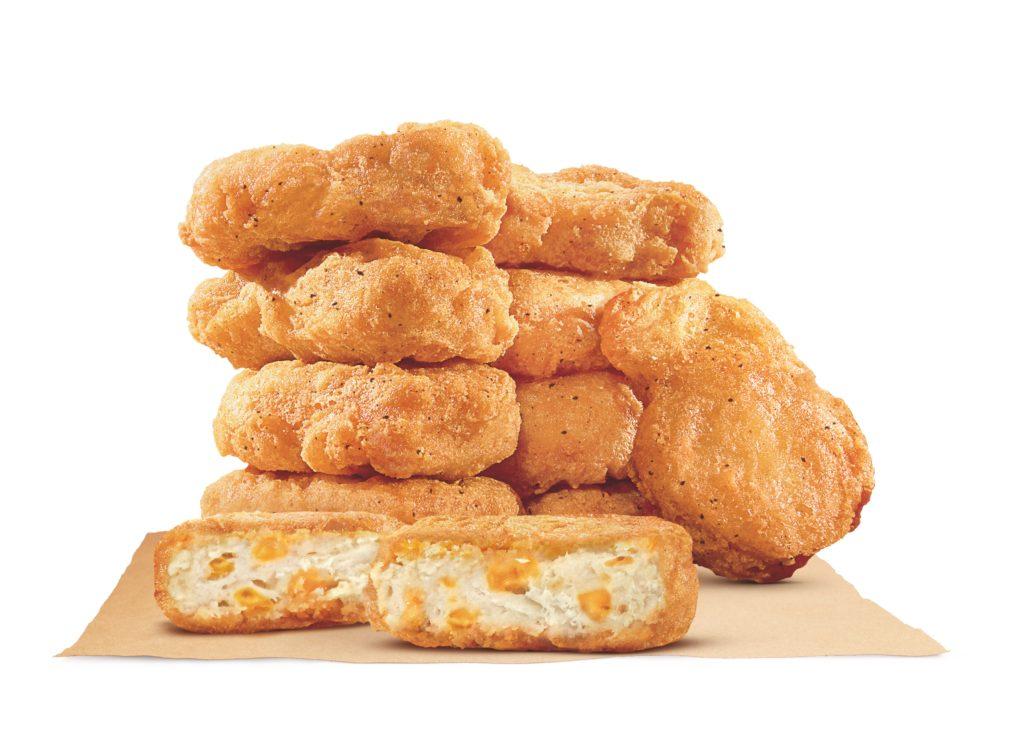 Novidades Burger King: sobremesas com muito chocolate e o BK Chicken recheado com queijo