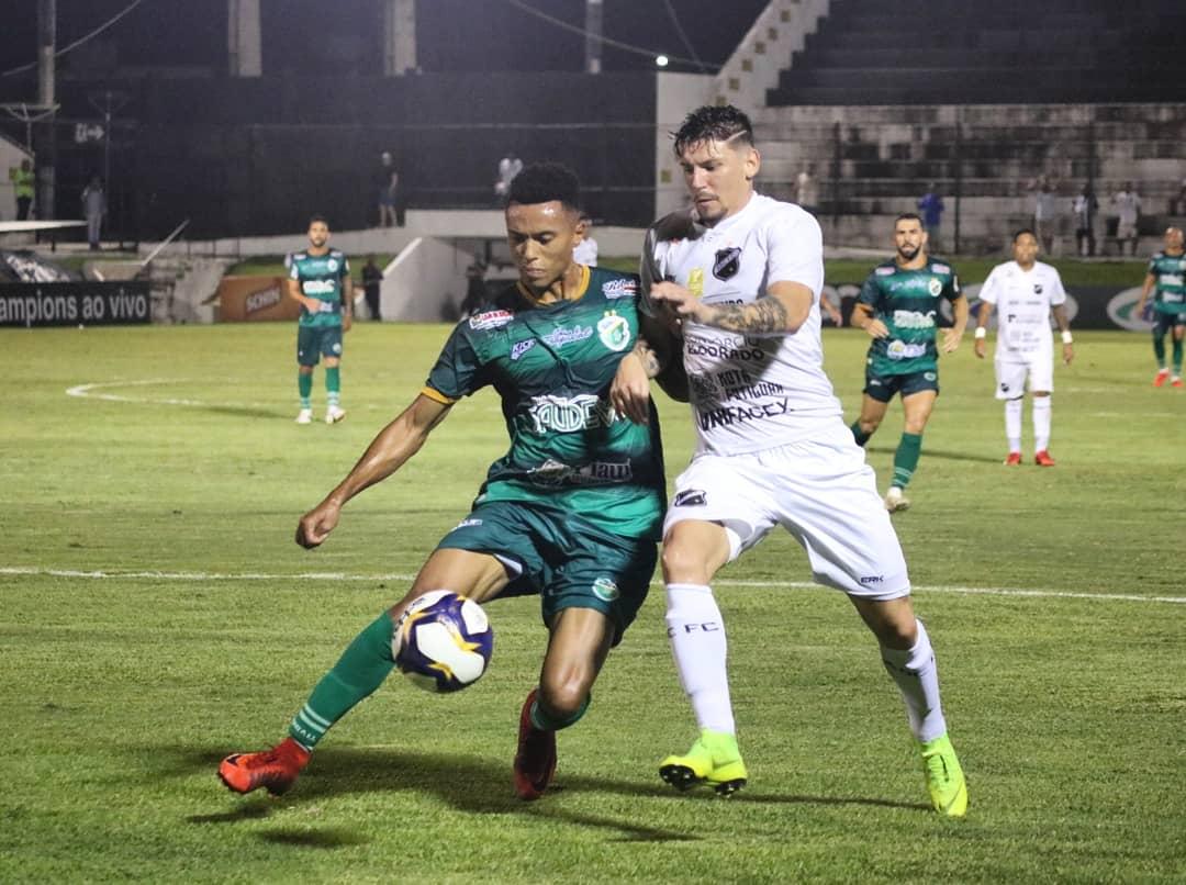 ABC vence o Altos-PI e garante classificação para a Copa do Nordeste 2020