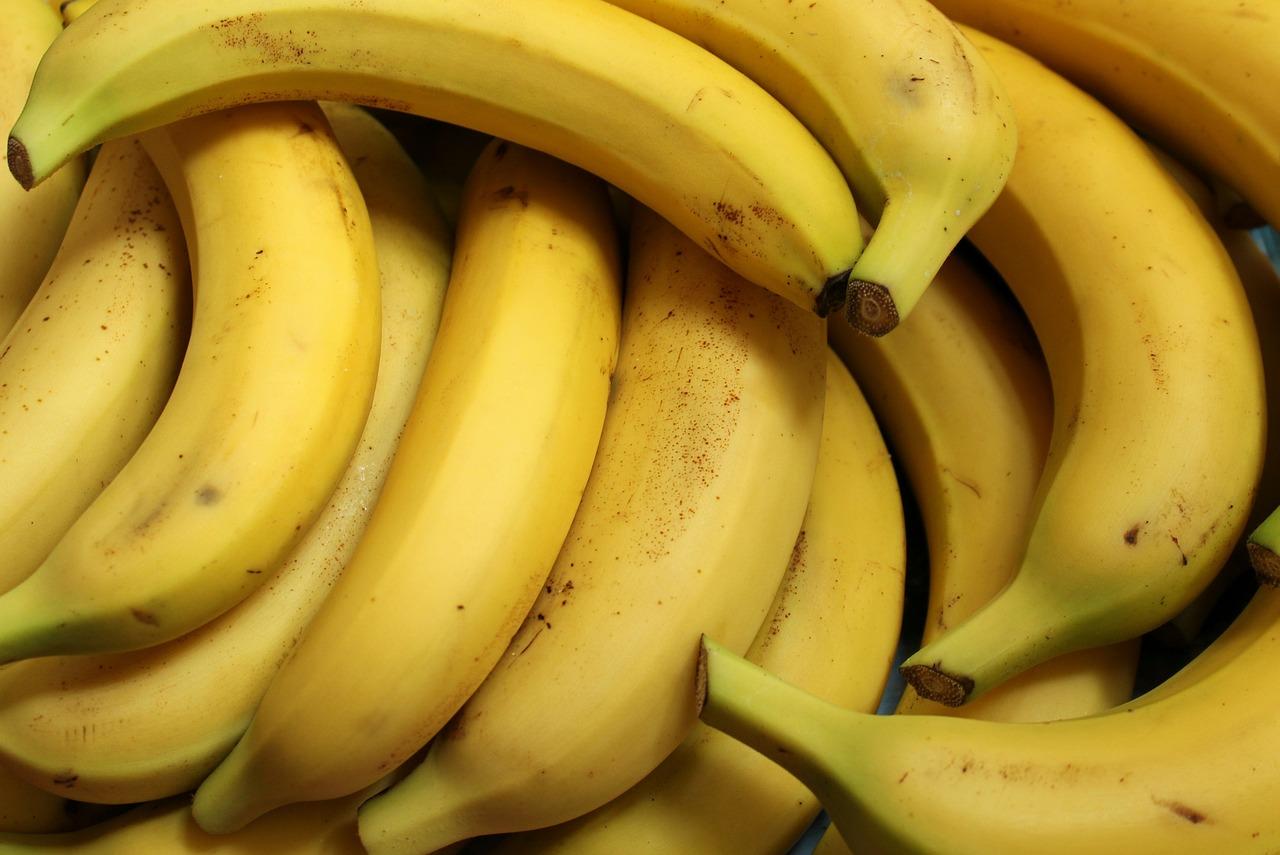 Banana ajuda na digestão combate o estresse e auxilia na perda de peso
