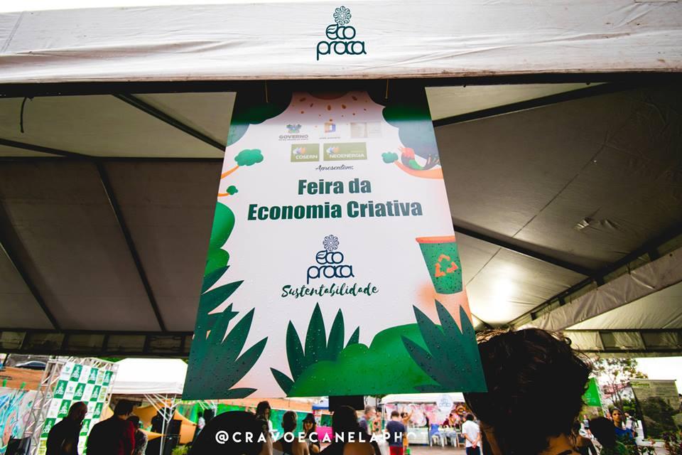 Eco Praça chega neste sábado à Praia da Pipa