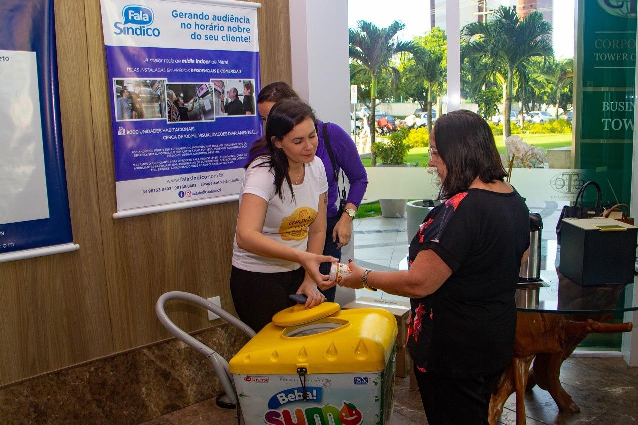 'Fala Síndico' patrocina um dos maiores eventos publicitários do Brasil