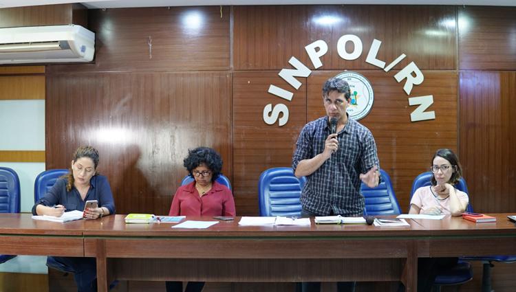 Policiais Civis do RN participam de paralisação nacional na próxima segunda (13)
