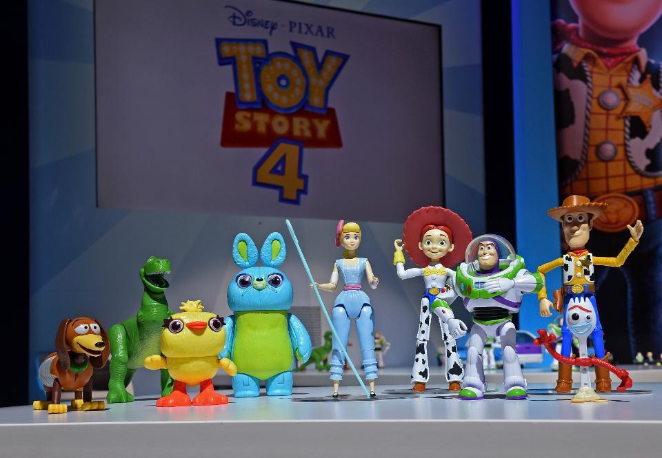 """Prepare-se para a aventura de uma vida com """"Toy Story 4"""""""