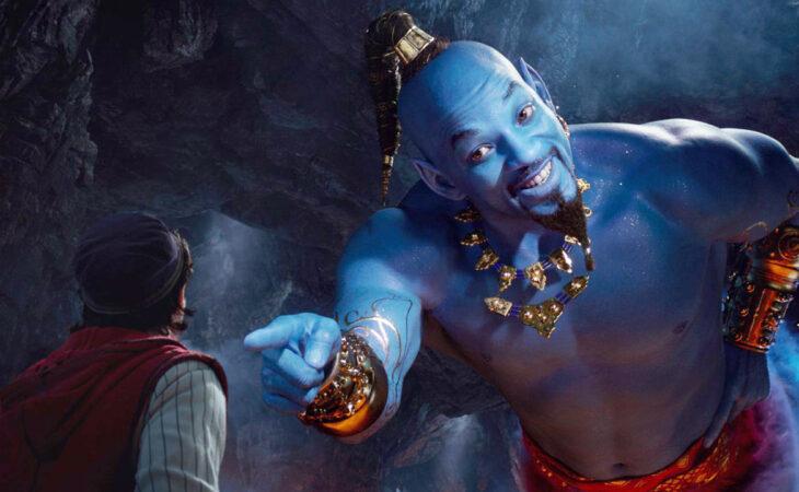 """""""Aladdin"""" terá sessão exclusiva para mães e bebês em Natal"""