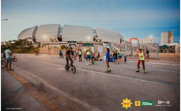 'Domingo na Arena' promove a última edição especial de São João