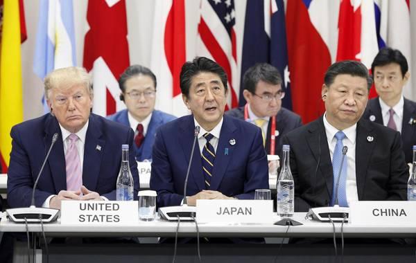 Donald Trump e Xi Jinping acertam nova trégua em guerra comercial