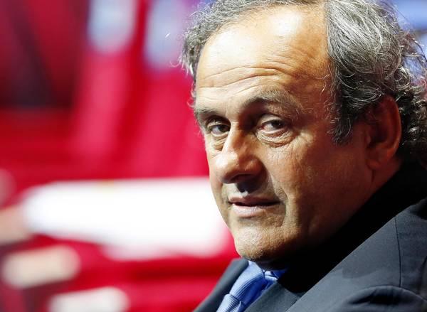 Ex-presidente da Uefa, Michel Platini é detido na França