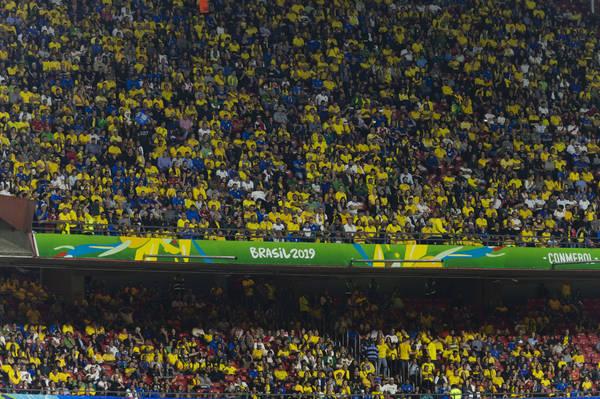 Jogo da Copa América arrecada maior renda da história do futebol brasileiro