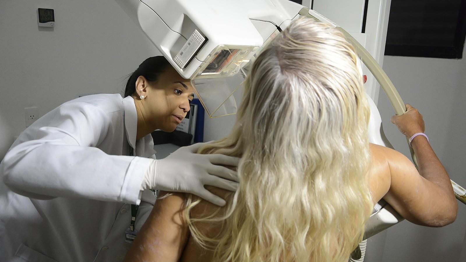 Mutirão de mamografia gratuita chega a Felipe Camarão