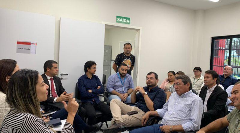 Oito municípios do Agreste potiguar fecham acordo para realização de concurso público