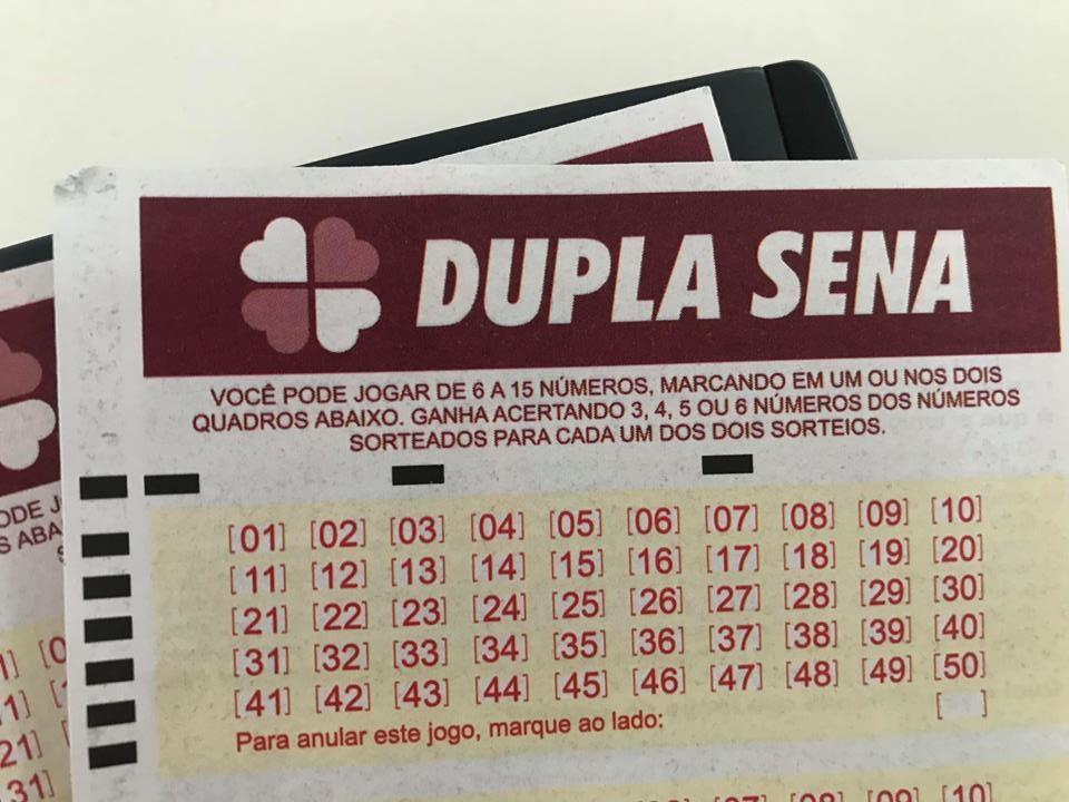 Resultado e números da Dupla Sena concurso 2215