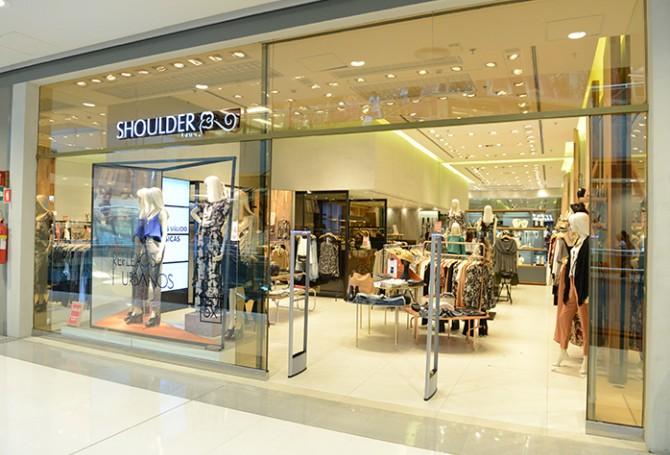 Shoulder confirma abertura de loja no Natal Shopping