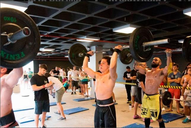Suntown Games movimenta academia Pulse em mais uma competição de CrossFit