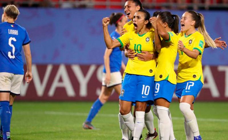 França x Brasil ao vivo pela Copa do Mundo Feminina: onde assistir e mais