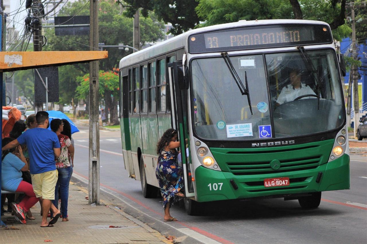 Sindicatos chegam a um acordo e encerram greve dos motoristas de ônibus de Natal