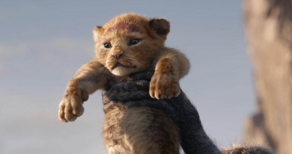 rei leão natal shopping