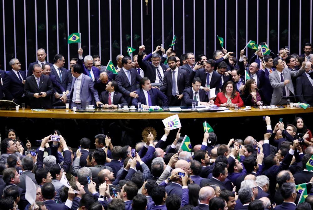 Como votou cada deputado do RN no texto-base da reforma da Previdência