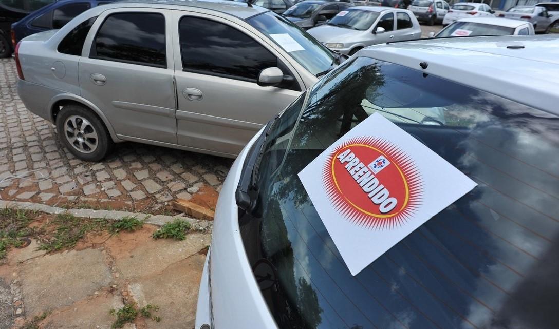 Detran-RN leiloa 150 veículos com lances iniciais de R$ 50