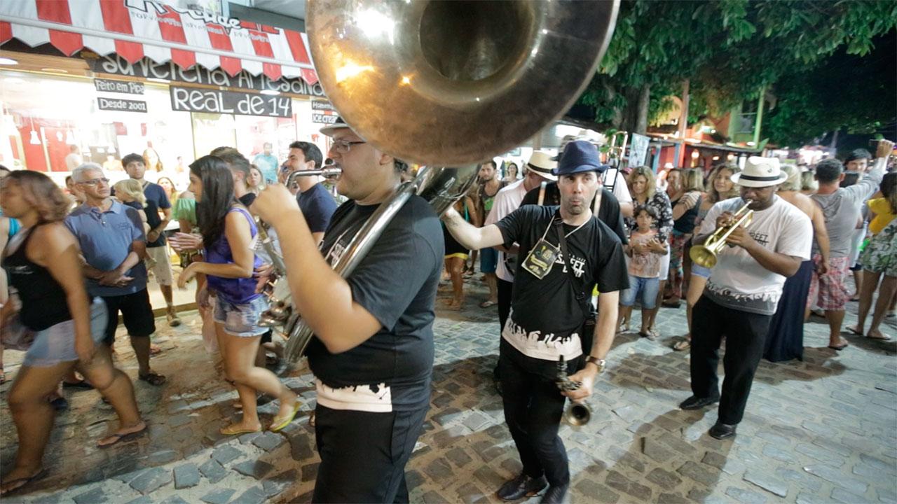 Fest Bossa & Jazz realiza prévia de lançamento em Pipa