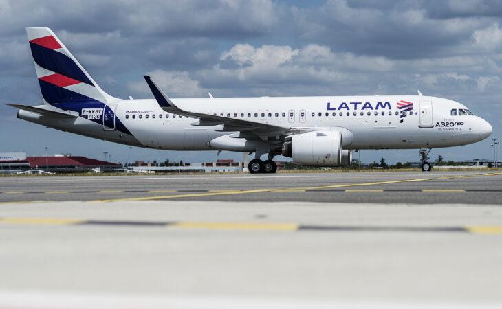 LATAM amplia número de voos para o Rio Grande do Norte