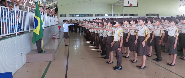 Mais de 100 escolas militares devem ser criadas no Brasil até 2023