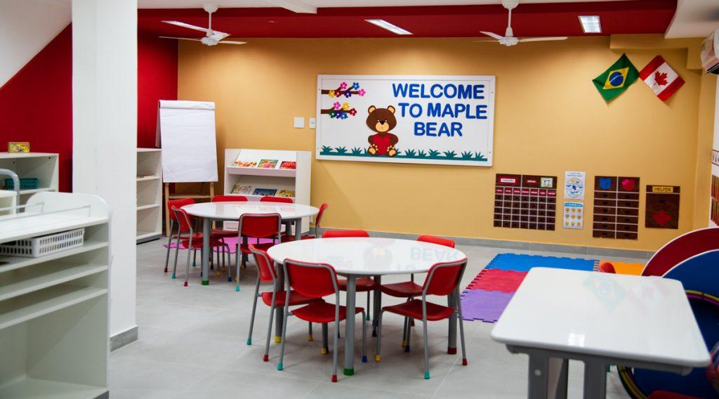 Maple Bear: rede canadense de ensino vai se instalar em Parnamirim