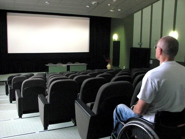 Pessoas com deficiência terão assentos em todos os setores de eventos em Natal