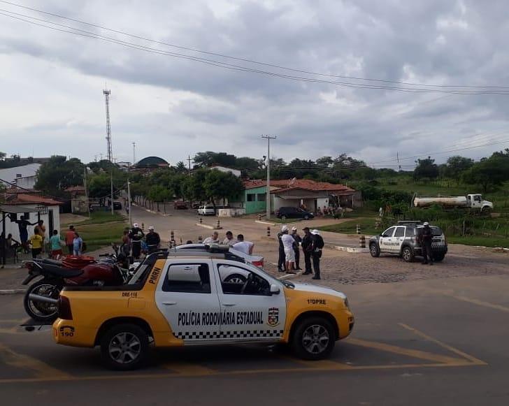 Polícia Militar intensifica barreiras de fiscalização no RN
