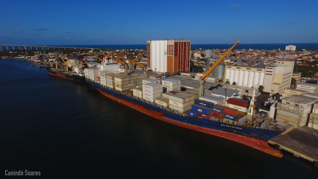 Porto de Natal registra crescimento de 7,72% no primeiro semestre