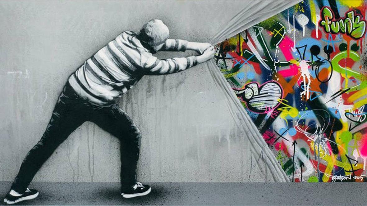 "Prefeitura do Natal vai contratar grafiteiros para ""executar painéis artísticos"""