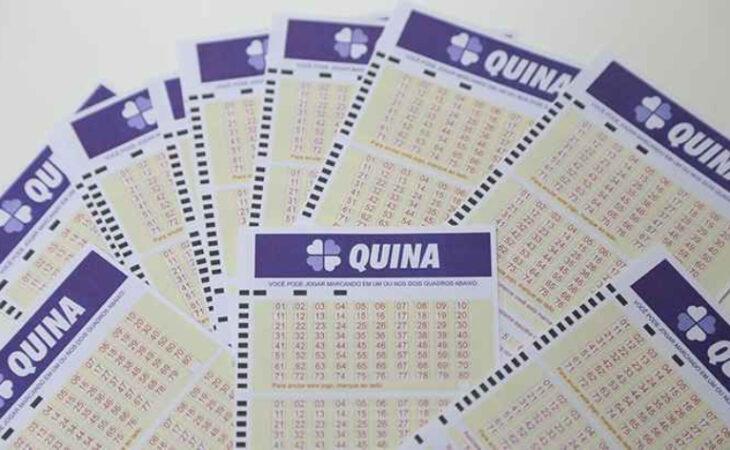 Resultado da Quina concurso 5571: prêmio de R$ 700 hoje (22/05)
